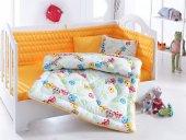 Cottonbox Ranforce Bebek Uyku Seti Cik Cik (Bebeği...