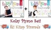 Kolay Piyano (2 Kitap) Sevinç Ereren Alfa Yayınları