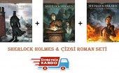 Sherlock Holmes & Suç Dolu Sokaklar Nekronom Londra Vampirleri