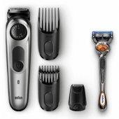 Braun Bt 5065 Saç&sakal Şekillendirici,autosense Teknoloji,kablosuz Islak&kuru,+ Gillette Hediye