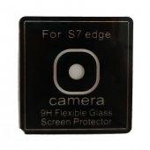 Samsung S7 Edge Uyumlu Kamera Koruyucu Lens Glass ...
