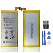 Turkcell T60 Uyumlu 2400 Mah Batarya + Tamir Seti Rz