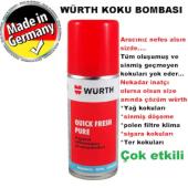 (Tiryakioğlu) Würth Quıck Fresh Araç İçi Hava Taze...