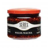 Seres Foods Salsa Macha Acı Sos Cam, 300gr