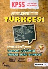 Kpss Genel Kültürün Türkçesi Tamamı Çözümlü Soru Bankası