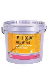 Fixa Akrilan 600 5 Kg Akrilik Esaslı Uv Dayanımlı Esnek Likit Membran