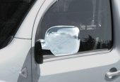 Renault Kangoo 2008 2013 Krom Ayna Kapağı Abs Krom