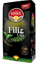 Doğuş Filiz Çayı (Karadeniz Siyah) 500 Gr