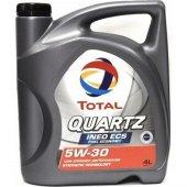 Total Quartz Ineo Ecs 5w30 4l Motor Yağı (31.07.2019 Ü.t.)