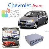 Chevrolet Aveo Araca Özel Koruyucu Branda 4 Mevsim (A+ Kalite)