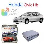 Honda Civic Hb Araca Özel Koruyucu Branda 4...