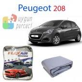 Peugeot 208 Oto Koruyucu Branda 4 Mevsim (A+ Kalite)