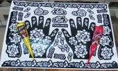 Chandni Kına Siyah Kına Renleri 30 Gr X 30 Gr 2 Ad...