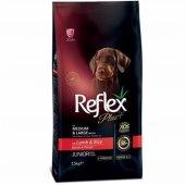 Reflex Plus Puppy Lamb Kuzulu Orta Ve Büyük Irk Ya...