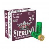 36 Gr. 12 Cl. No 5 Sterling Av Fişeği