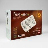 Next 64 Çanaklı Çanaksız Mpeg4 Hd Uydu Alıcısı