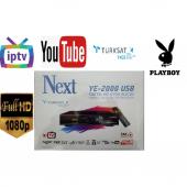 Next 2000 Usb Fta Kasalı Uydu Alıcısı