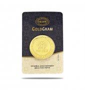 31,10 Gr 1 Ons 999.9 Milyem Saf Gram Altın Yuvarlak