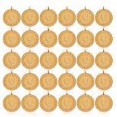 çeyrek Altın Darphane 30 Adet Paket Eski Tarihli