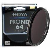 Hoya 49mm Pro Nd64 (6 Stop) Nd Filtre