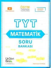 üçdörtbeş Tyt Matematik Soru Bankası 2020