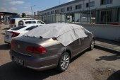 Araç Araba Oto Güneş Önleyici Brandası Örtü Oto Güneşlik Gölgelik