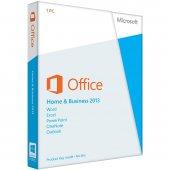 Microsoft Office Ev Ve İş 2013 Türkçe Kutu T5d 01781