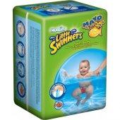 Huggies Little Swimmers Mayo Bebek Bezi 7 15 Kg (S M) 12 Li