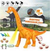Oyuncak Efsanevi Yaratık Pilli Işıklı Sesli Yürüyen Dinozor