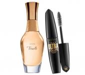 Avon Treselle 50 Ml Kadın Parfüm Edp + Avon True Ultra Volume Mascara