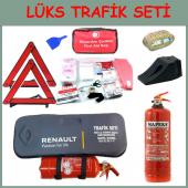 Araç Logolu Trafik Seti 4 Yıl Tüvtürk Muayeneye Uy...