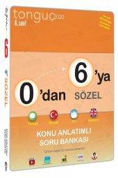 Tonguç Akademi 6. Sınıf 0 Dan 6 Ya Sözel Konu Anlatımlı Soru Bankası
