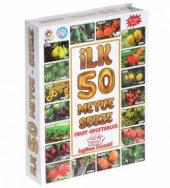 Eğitici Öğretici İlk 50 Sebze Meyve Hafıza Kartları Yerli Üretim