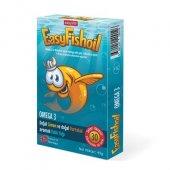 Easyfish Oil Omega 3 30 Tablet Limon Ve Portakal Aromalı