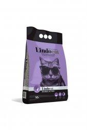 Lindo Cat Lavantalı Ve Argan Yağlı İnce Taneli Kedi Kumu 10 Lt