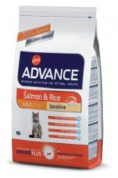 Advance Somon Balıklı Yetişkin Kuru Kedi Maması 1,...