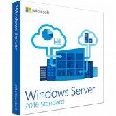 Windows Server 2016 Standard 16 Core 64bit Oem P73 07191 (Elektronik Lisans)