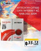 Hytech Hy Cat600 Cat6 İnternet Ağ Kablosu 305m
