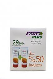 Softto Plus Reishi Mantarlı Arındırıcı Peeling 2.d...