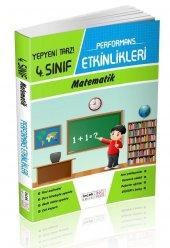 4.sınıf Matematik Performans Etkinlikleri İnovasyon Yayınları