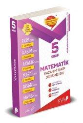 5.sınıf Matematik Kazanım Takip Denemeleri Koray Varol Akademi