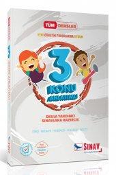 Sınav Yayınları 3. Sınıf Tüm Dersler Konu Anlatımlı