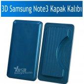 3d Samsung Note 3 Kapak Baskı Kalıbı