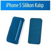 3d Süblimasyon İphone 5 Silikon Kapak Kalıbı