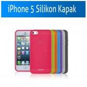 3d Süblimasyon İphone 5 Silikon Telefon Kapağı