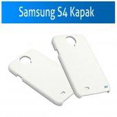 3d Süblimasyon Samsung S4 Telefon Kapağı