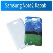 3d Süblimasyon Samsung Note2 N7100 Telefon Kapağı