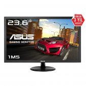 Asus Vp247t 23.6 1ms (Analog+dvı D) Full Hd Monitör (Teşhir Out