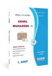 Aöf Genel Muhasebe I 1. Sınıf Güz Dönemi Konu Anlatımlı Soru Kitabı Tek Egem Yayınları