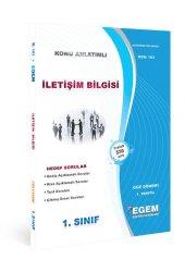 Aöf İletişim Bilgisi 1. Sınıf Güz Dönemi Konu Anlatımlı Soru Kitabı Tek Egem Yayınları
